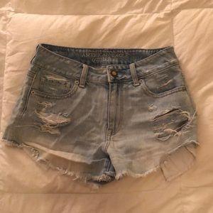 Pants - American eagle jean shorts